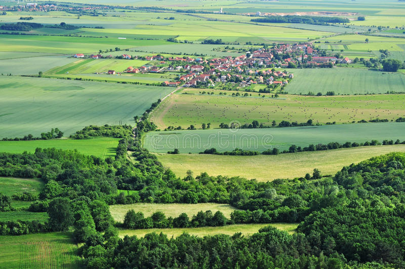 Download Aerial Rural Summer Countryside Stock Images - Image: 21574144