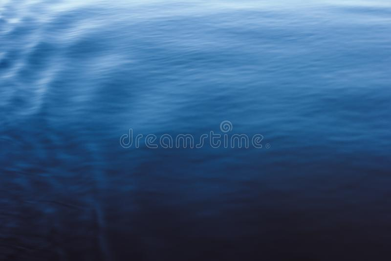 Aerial shot of sea with calm waves in Porto. An aerial shot of sea with calm waves in Porto stock photos