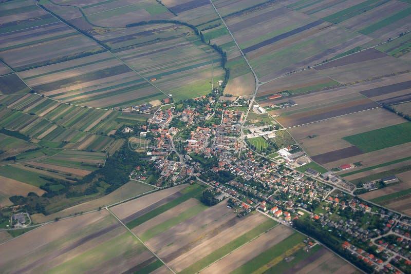 Aerial Sky Stock Photo