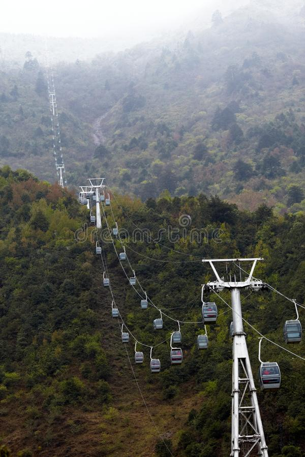 Download Aerial Tramway Stock Photos - Image: 20533903