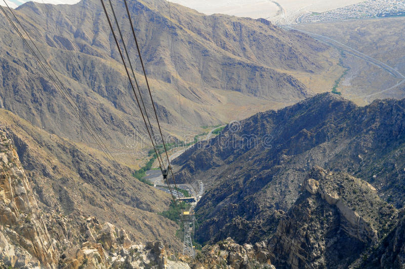 Download Aerial Tramway Way View stock photo. Image of summer - 25850630