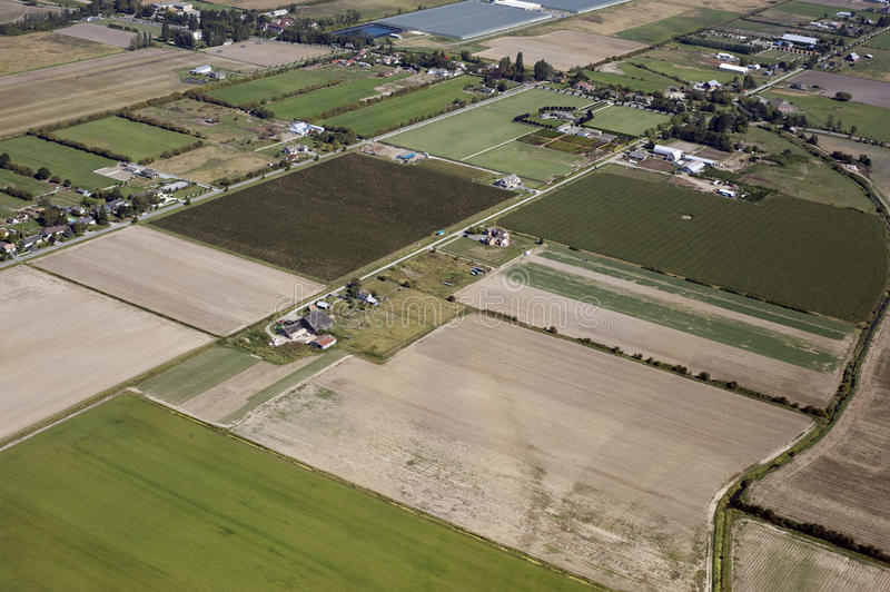 Download Aerial Vancouver - Richmond Fields And Farms Stock Photo - Image: 22511134