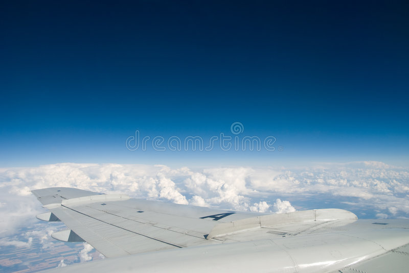 Aerial view royalty free stock photos