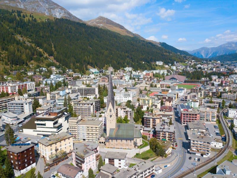 Davos stock photos