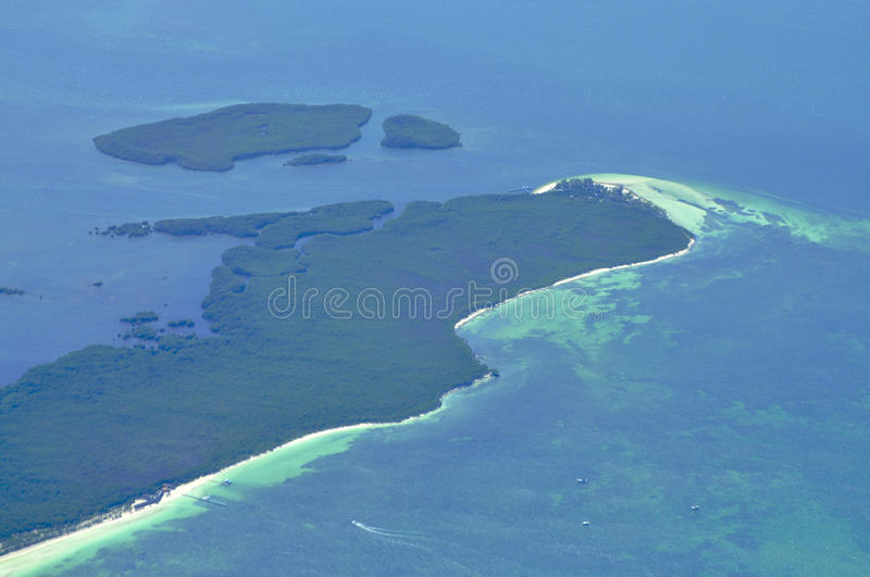 Download Aerial view Island stock image. Image of beauty, view - 16759177