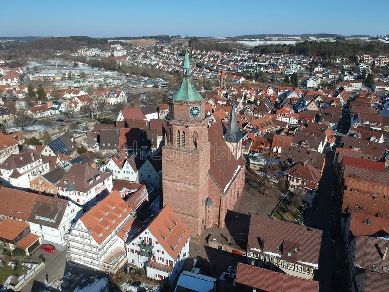 Stadt Baden Württemberg