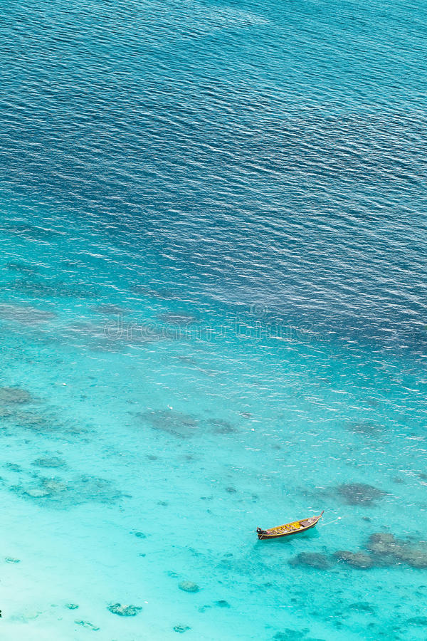 Download Aerial View On Paradise Bay Stock Photo - Image: 23638276
