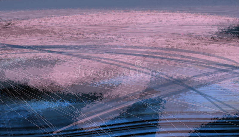 Planet Earth Texture stock illustration  Illustration of