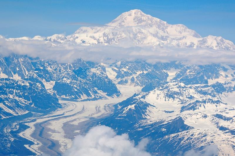 Aerial View Of Snowy Mountains Free Public Domain Cc0 Image