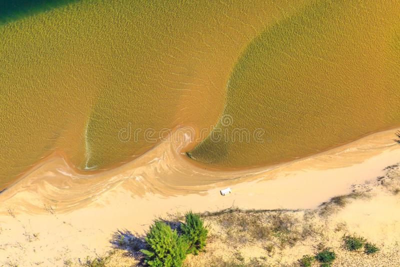 Sodwana Bay background stock photos