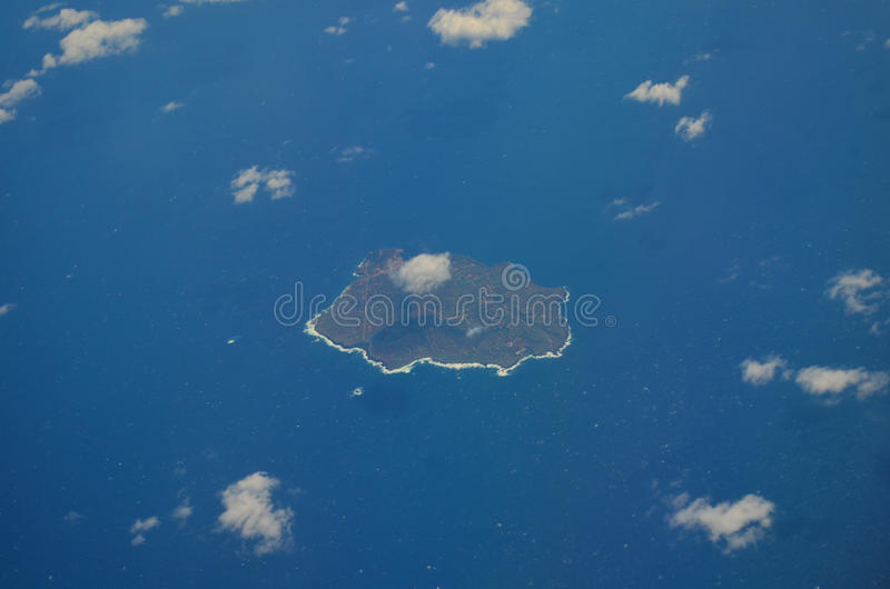 Download Aerial View Of Ustica - Italy Stock Image - Image: 24579149