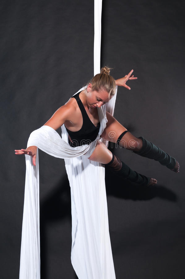 Download Aerialist Stock Photo - Image: 24996670