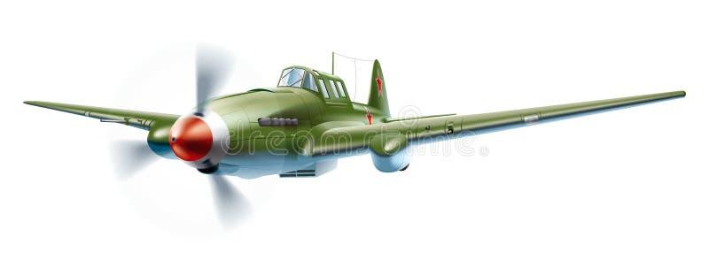 Aero l-159 Alca royalty-vrije illustratie