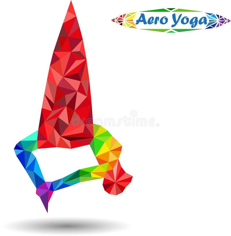 Aero Yoga stock abbildung