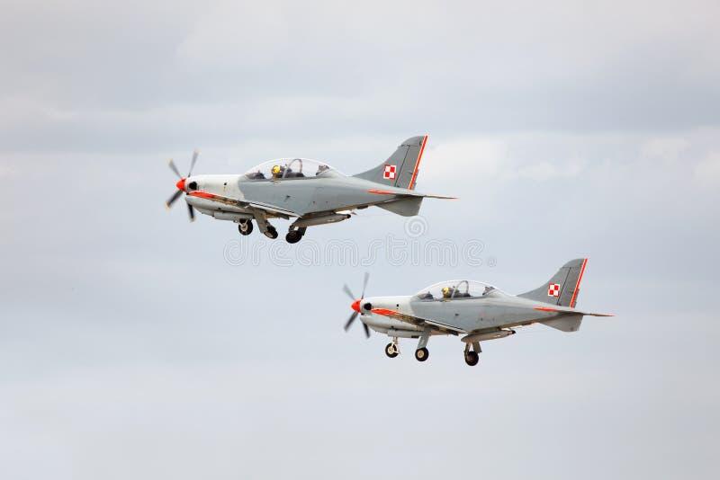 Aerobatic Flugzeuge lizenzfreies stockfoto