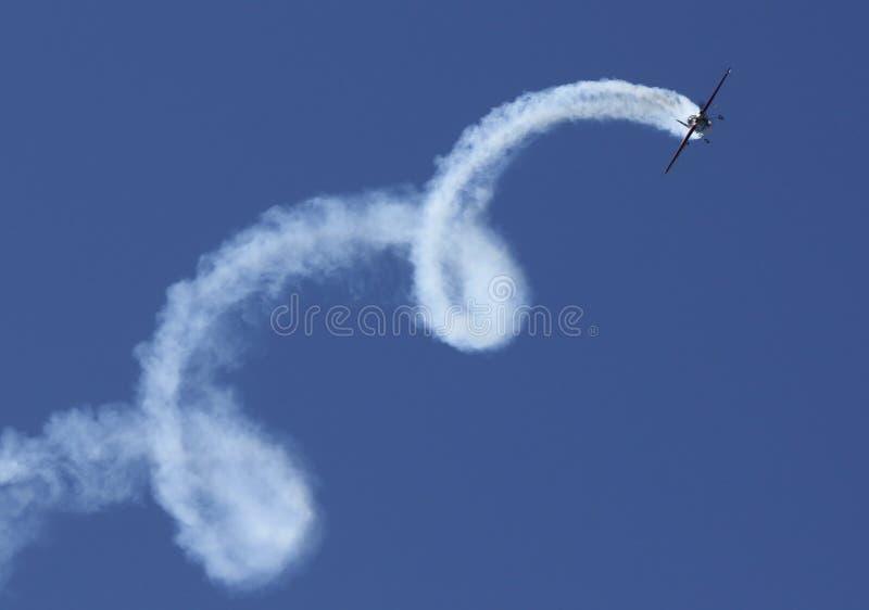 Download Aerobatics stock photo. Image of show, aircraft, stunt - 26894316