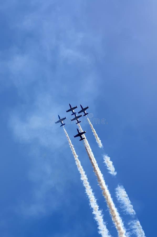 Download Aerobatics stock photo. Image of principal, aircraft - 27735508