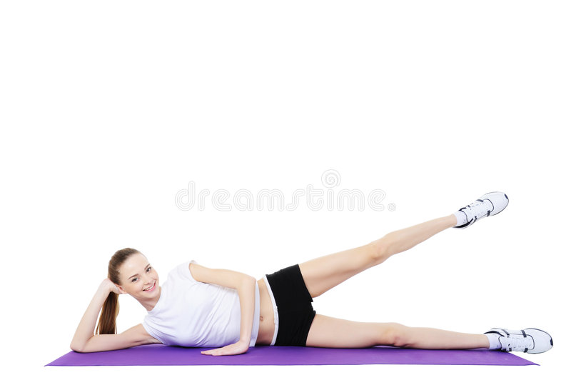 Download Aerobic stock photo. Image of fitness, sport, health, background - 8843046