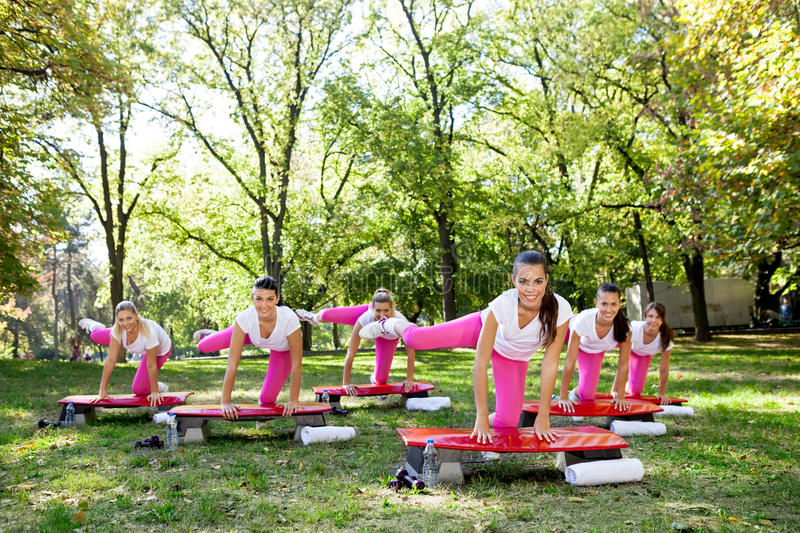 Download Aerobic Class Stock Images - Image: 30944034