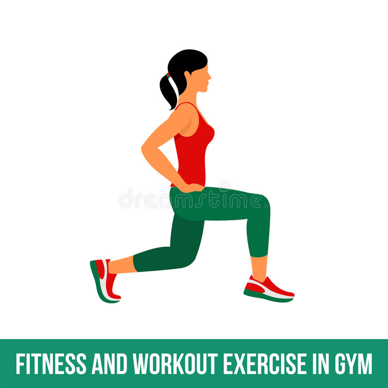 Free Aerobic Icons. Full Color 24 Royalty Free Stock Photo - 71859915