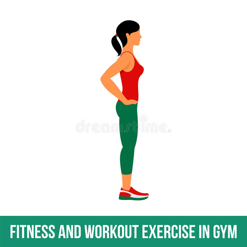 Free Aerobic Icons. Full Color 24 Royalty Free Stock Photography - 71861317
