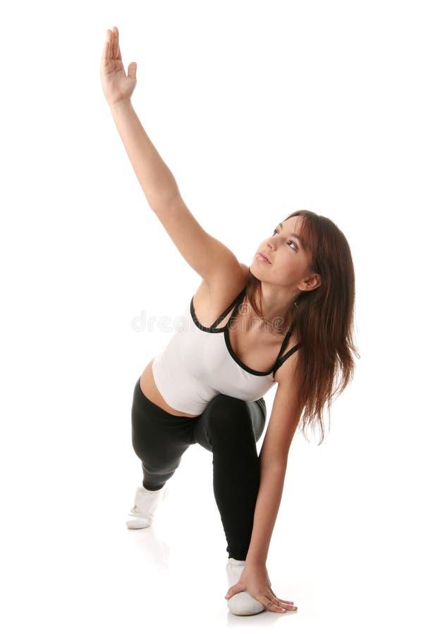 Aerobics fotografia stock