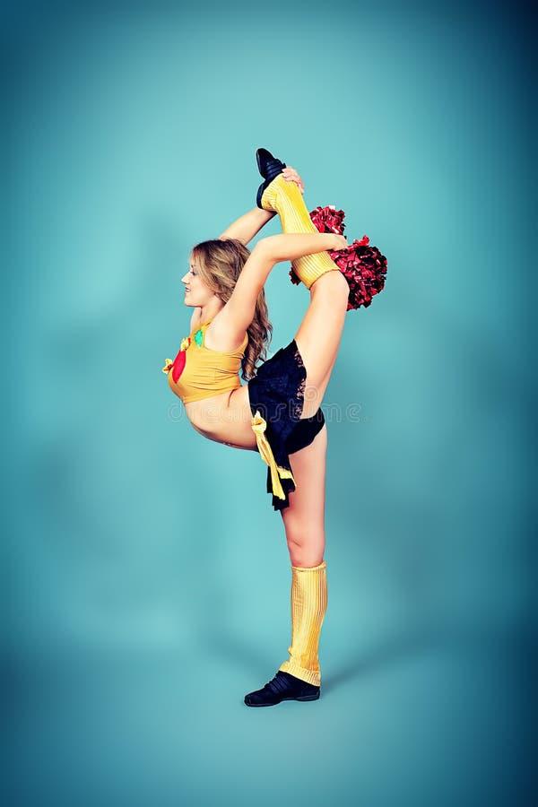 Aerobics stock afbeelding