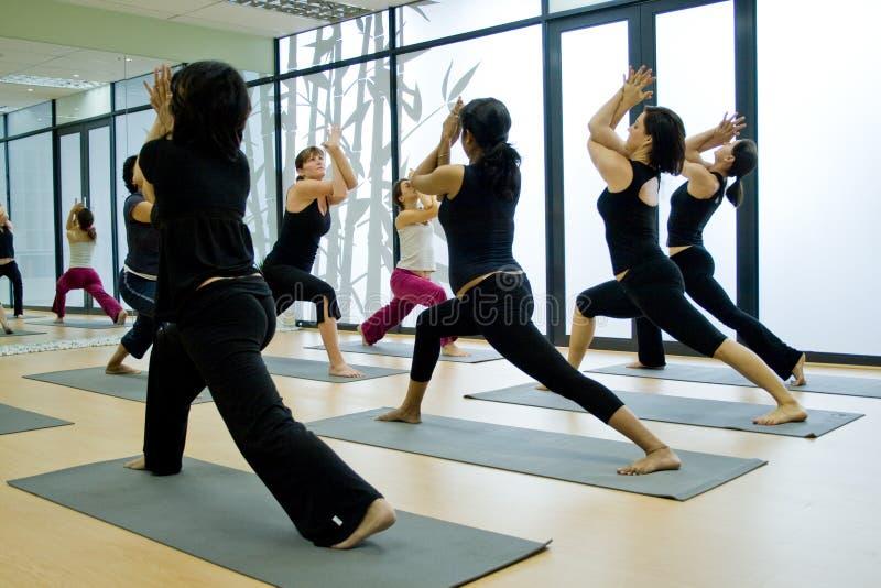 aerobics stock photos