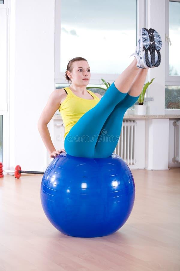 Aerobics stock images