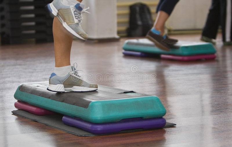 Download Aerobics abstract stock photo. Image of relaxation, legs - 6480226