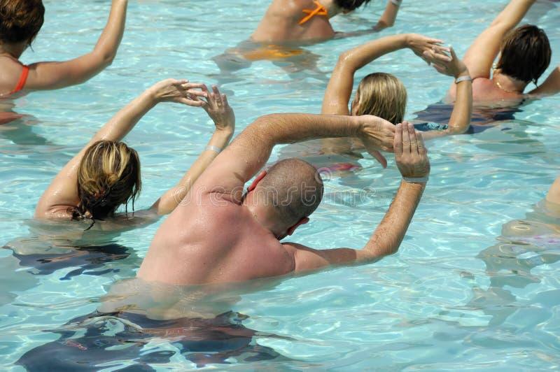 aerobowe wody obrazy royalty free