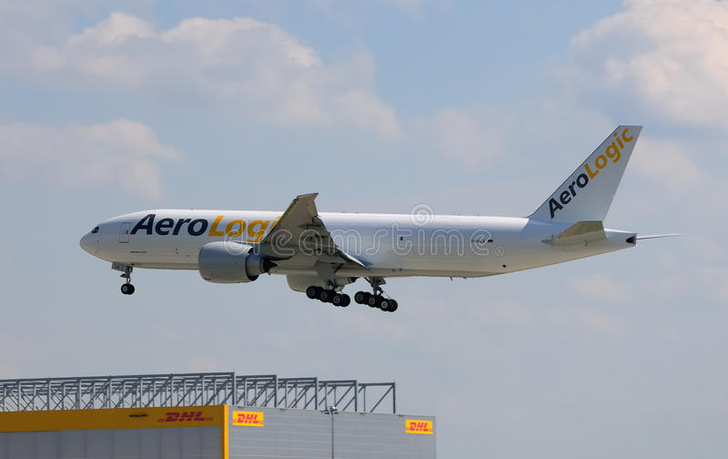 aerologic πρώτη πτήση Γερμανία στοκ εικόνα με δικαίωμα ελεύθερης χρήσης