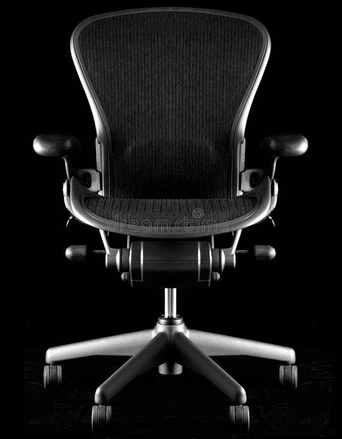 Aeron椅子 库存图片