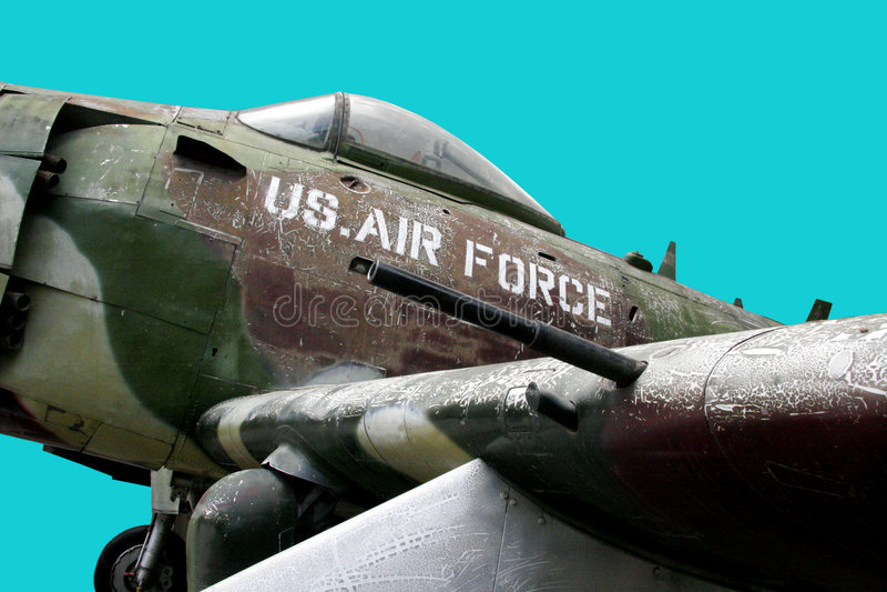 Aeronautica di Stati Uniti immagine stock