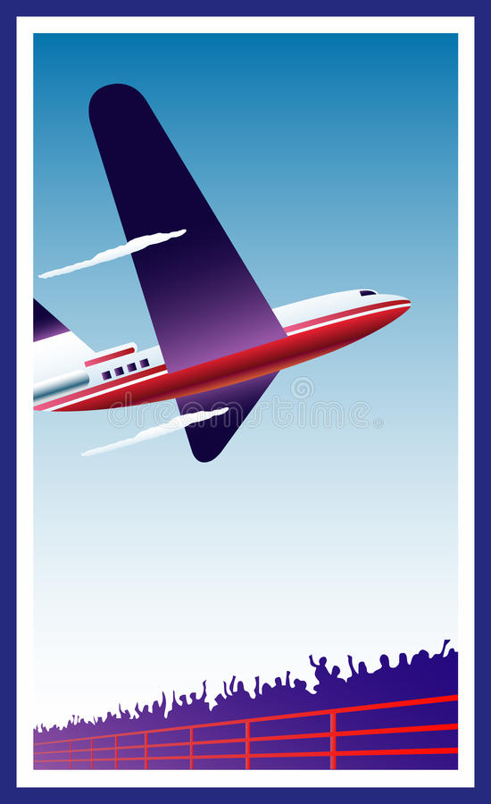 Aeroplano libre illustration