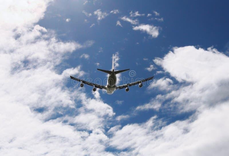 Download Aeroplano fotografia stock. Immagine di decollo, aeroporto - 216566