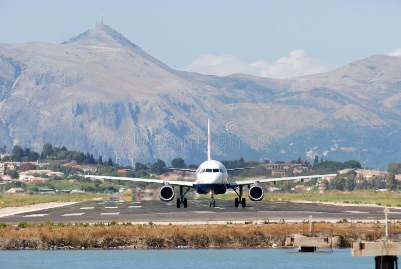 Download Aeroplano fotografia stock. Immagine di funzionamento - 3887330