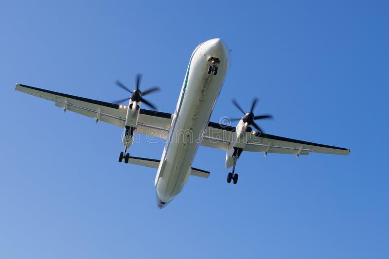 Aeroplano immagini stock