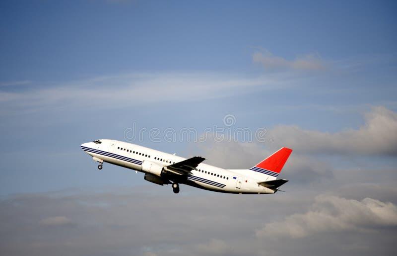 Aeroplano 5 fotos de archivo