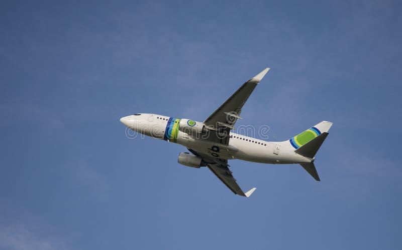 Aeroplano 6 immagini stock libere da diritti