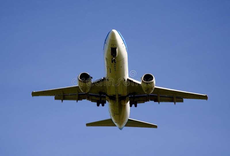 Aeroplano 9 imagen de archivo libre de regalías