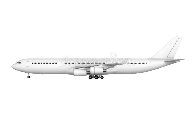 Aeroplano comercial libre illustration