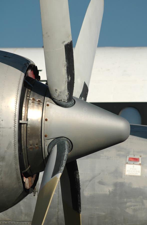 Aeroplano de la vendimia foto de archivo