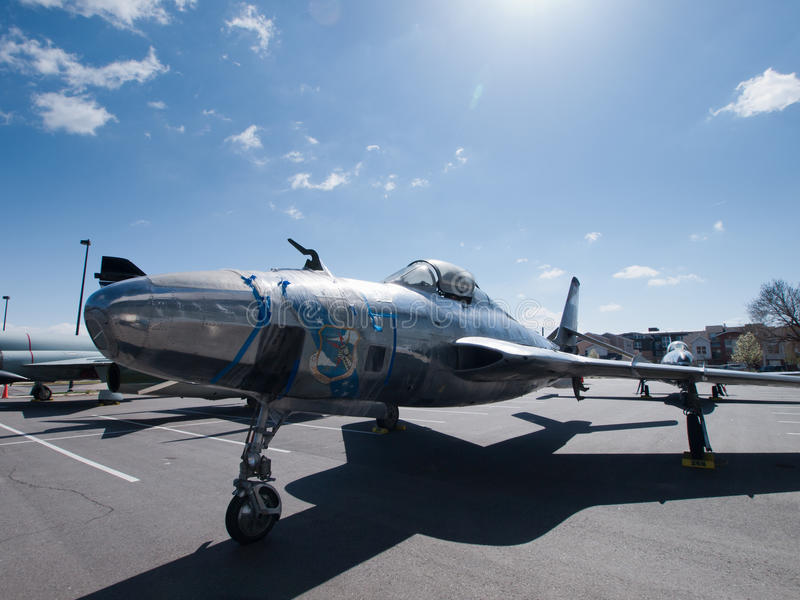 Aeroplano de los aviones fotografía de archivo libre de regalías