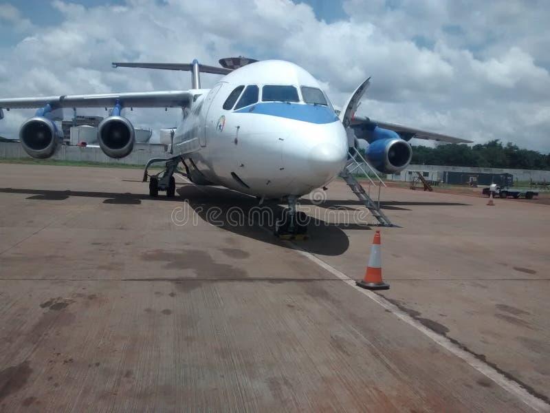Aeroplano de Starbow foto de archivo libre de regalías