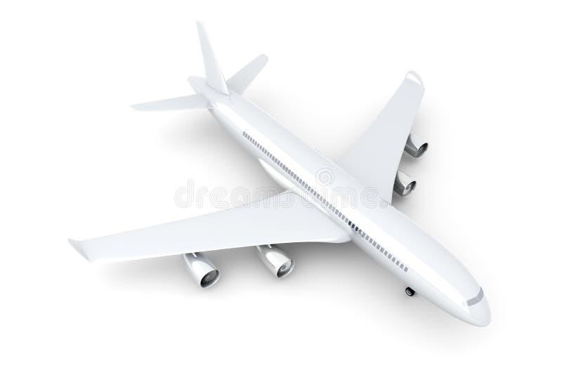 Aeroplano genérico libre illustration