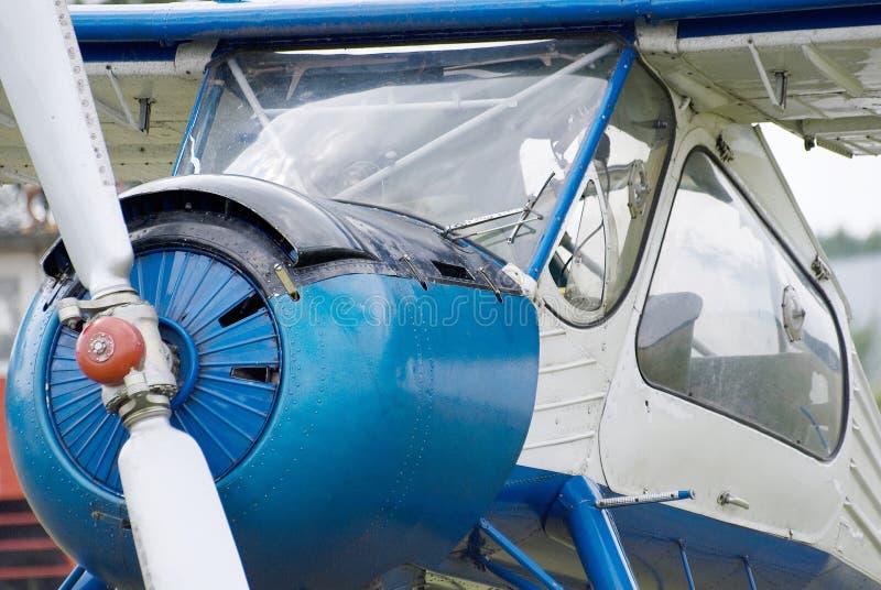 Aeroplano general de la aviación fotografía de archivo libre de regalías