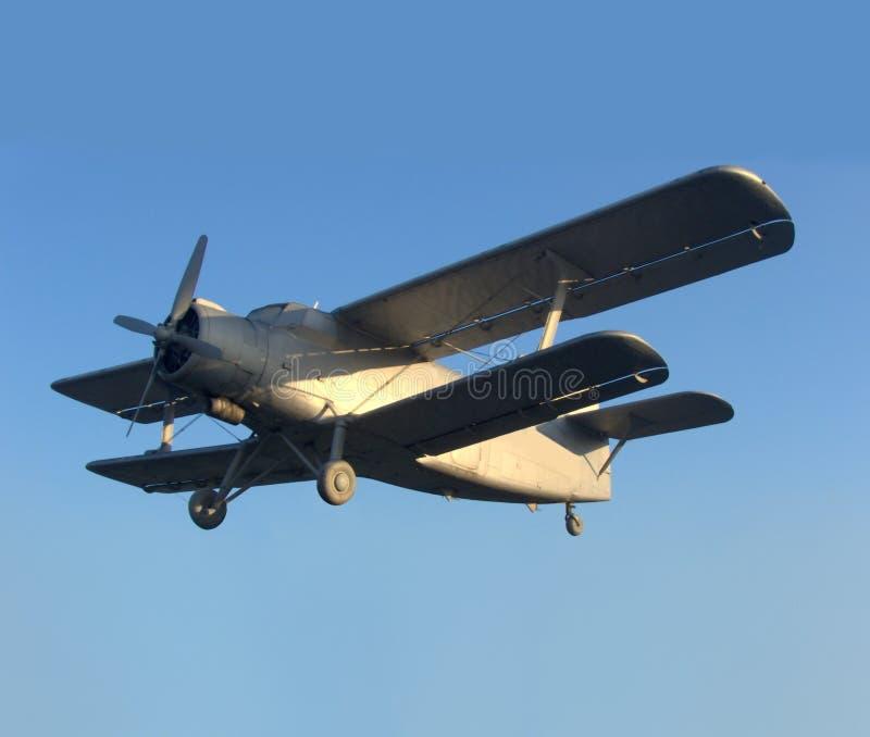 Aeroplano storico fotografie stock libere da diritti