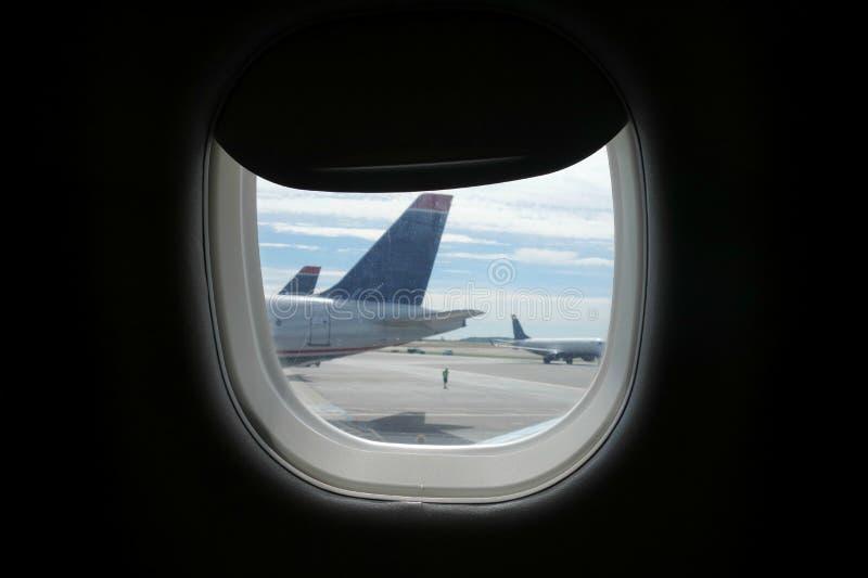 Aeroplanos foto de archivo libre de regalías