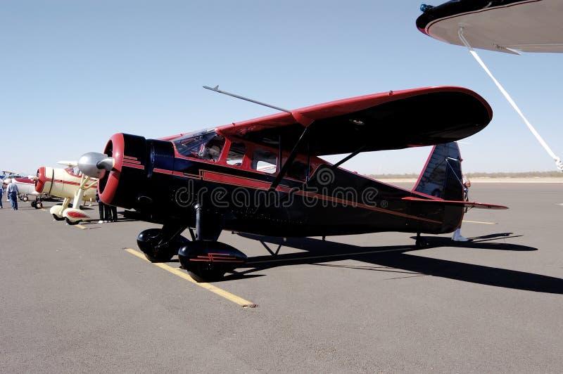 Aeroplanos antiguos 1 fotos de archivo libres de regalías
